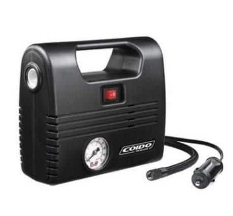 Компрессор COIDO 2702 (300psi) манометр/фонарь(7855), фото 2