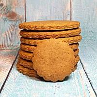 Печиво імбирне для брендування [коло з рифленим краєм], фото 1
