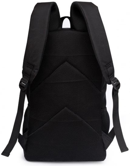 Рюкзак Gard black сзади