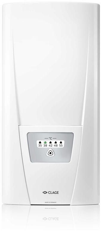Проточный электрический водонагреватель Clage DCX 18-27