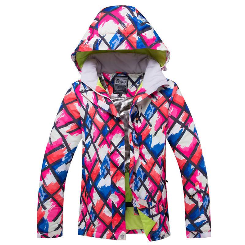 Лыжная курточка #1