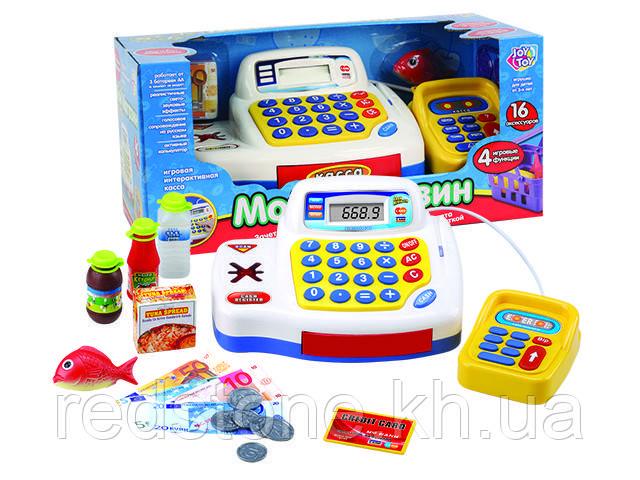 Игровой набор «Мой магазин» 7020 (свет. и звук. эф.)