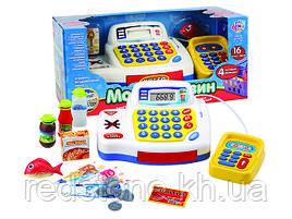 Ігровий набір «Мій магазин» 7020 (світло. і звук. еф.)
