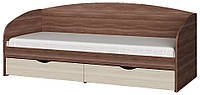 Кровать Комфорт   с ящиками  (Эверест) 1940х850х800мм, фото 1