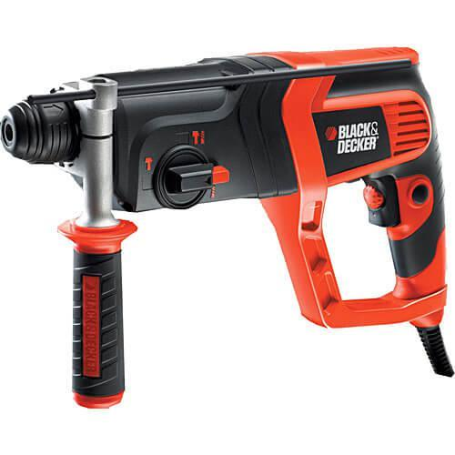 Перфоратор SDS-Plus BLACK+DECKER KD975