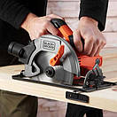 Пила дисковая BLACK+DECKER CS1550, фото 3