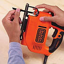 Электролобзик BLACK+DECKER KS701E, фото 2