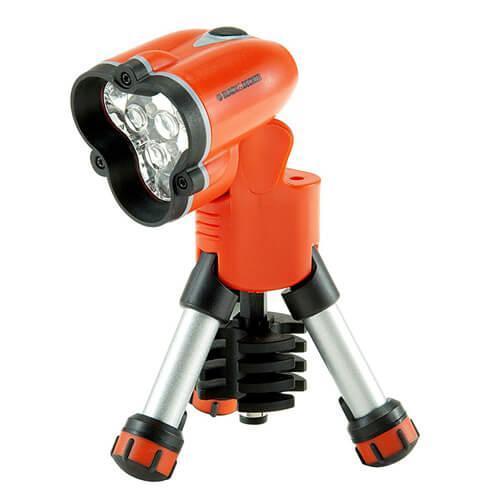 Фонарик светодиодный на треноге BLACK+DECKER BDHT0-71626
