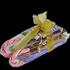 """Ассорти сани """"Новогодний подарок"""", 8 предметов"""