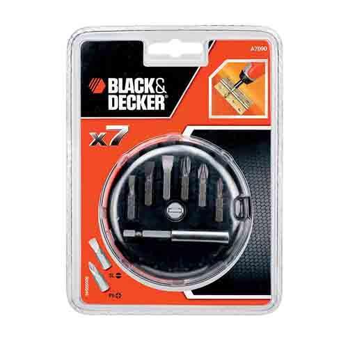 Набор бит BLACK+DECKER A7090