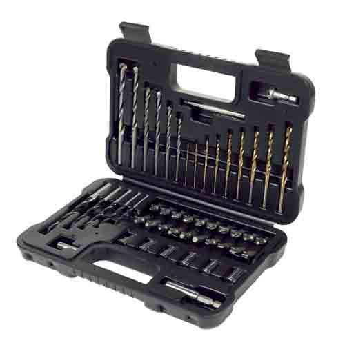 Набор бит, головок торцевых и сверл BLACK+DECKER A7188