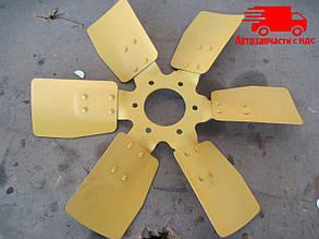 Вентилятор системы охлаждения Д 243,245 металл 6 лопаст. (пр-во ММЗ). 245-1308040-А. Ціна з ПДВ.