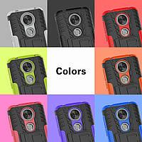 PC + TPU чехол Armor на Motorola Moto E5 Plus (8 цветов)