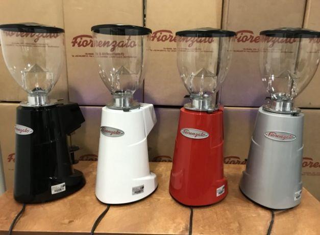 какие цвета есть у кофемолок фиорензато