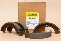 Колодки тормозные задние с ABS Geely CK (GLOBER, Китай)