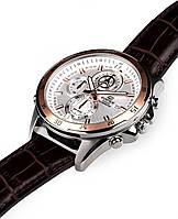 Часы CASIO EDIFICE EFR-547L-7AVUEF Безель с золотистым (0А00077)