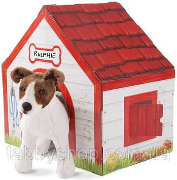 Картонный домик для собаки Melissa & Doug
