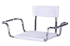 Аксессуар для ванны, сиденье пластиковое OSD-2301 (со спинкой)