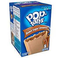 Печенье Frosted Brown Sugar Cinnamon Pop-Tarts, 416 г