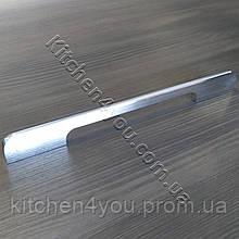 Меблева ручка MAR 8154 224 мм, хром