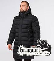 Куртка зимняя длинная Braggart Aggressive - 23482 черный, фото 1