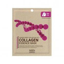 Тканинна Маска Колаген Поживна Mijin Essence Mask Collagen