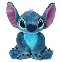 """Большая мягкая игрушка детская игрушка большой Стич Stich """"Лило и стич"""" (55 см) Disney Дисней 1232047441399P"""