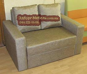 Диван-кресло для кухни еврокнижка (маленький)