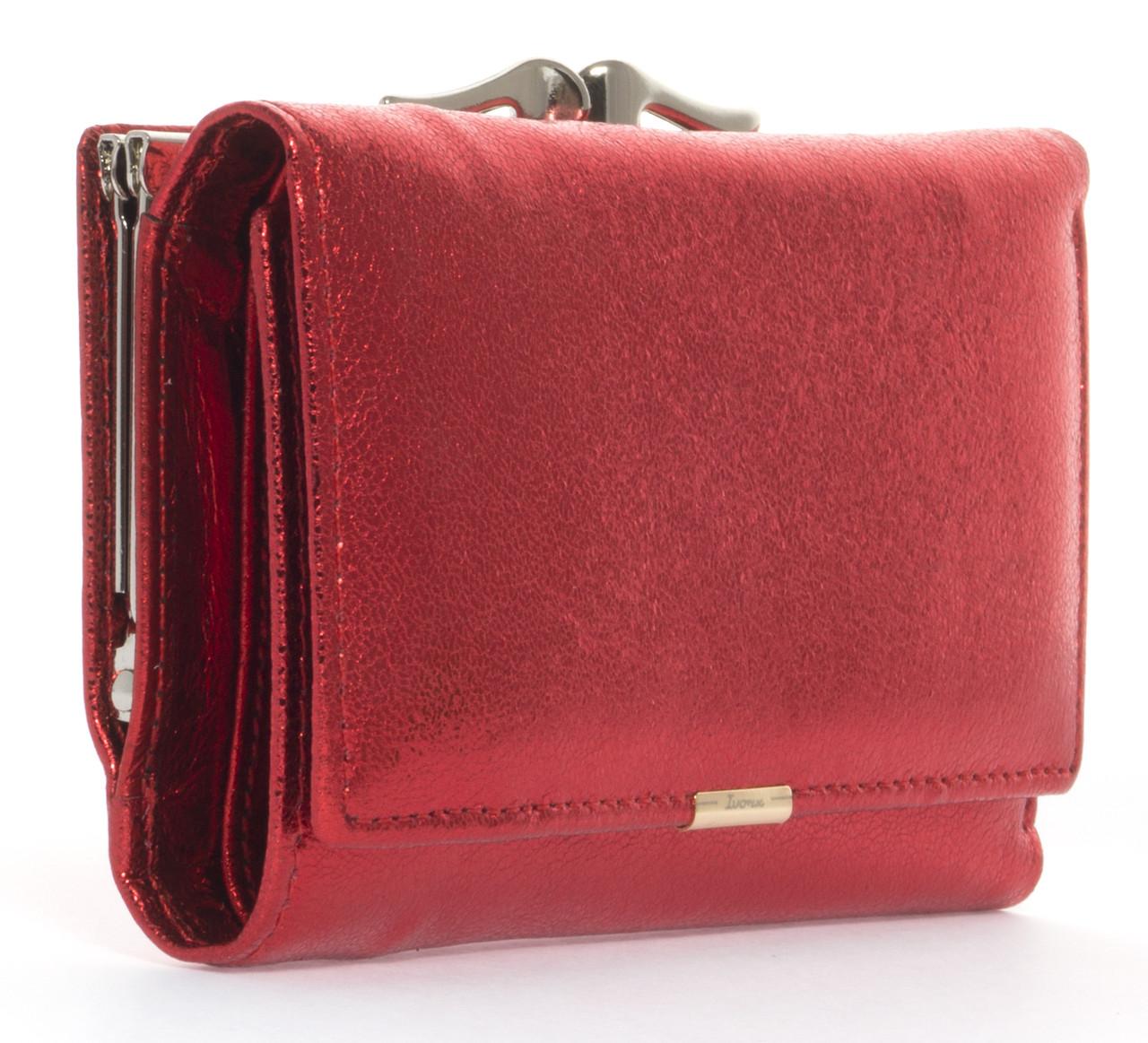 a6f5420e7bc4 Классический компактный женский кожаный кошелек с мягкой кожи высокого  качества ...