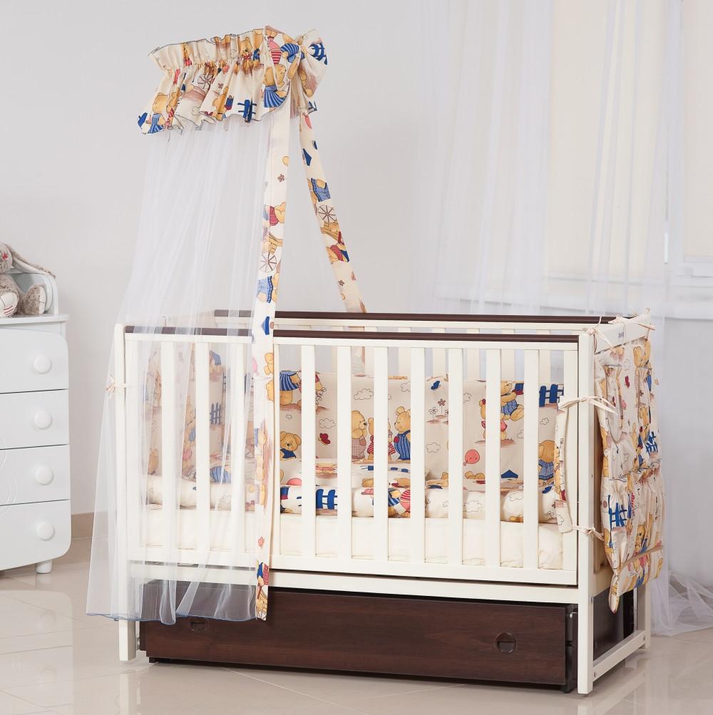 Детская постель Twins Standart 8 эл  (Постіль Twins Standart multi color 8 ел)