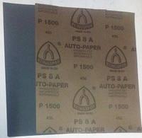 Шлифовальная бумага р1500 полировальный лист