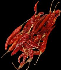 Перец Чили стручок, Индия