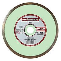 Круг алмазный 1A1R Haisser Гранит-Мрамор 250 мм отрезной алмазный диск по граниту и мрамору
