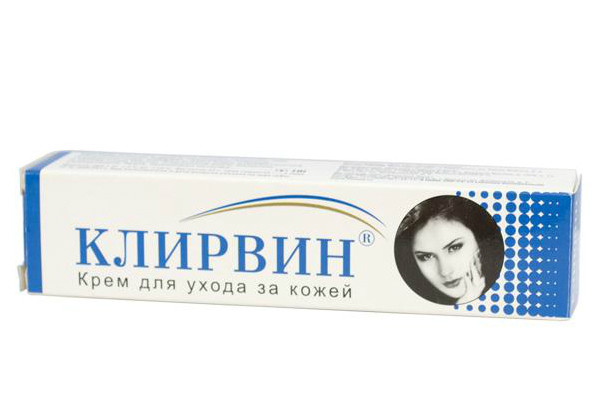 Клирвин крем для ухода за кожей 25 гр.