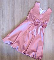 Р. 122-140 детское платье  Эмма, фото 1