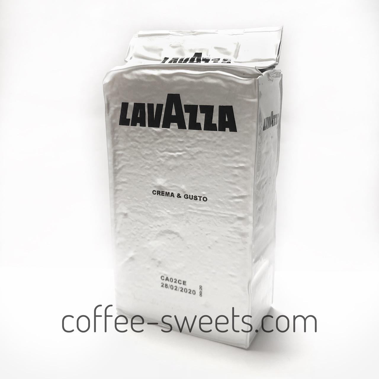 Кофе молотый Lavazza Crema & Gusto Classico 250g