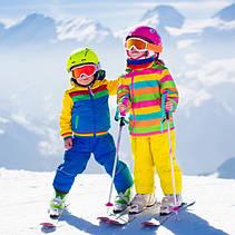 Детские и подростковые лыжные костюмы