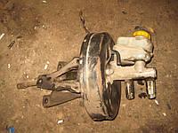 Цилиндр тормозной главный + вакуум усилитель тормозов Daewoo Lanos Sens Деу Део Ланос Сенс, фото 1
