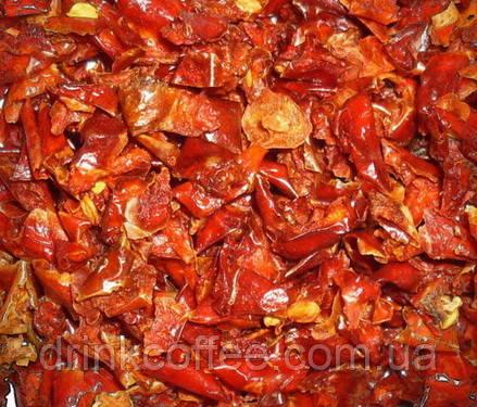 Перец сладкий резаный 3*3 (Паприка), Узбекистан, 1 кг