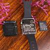 Смарт Часы Smart Watch Phone A1 синие Оригинал, фото 4