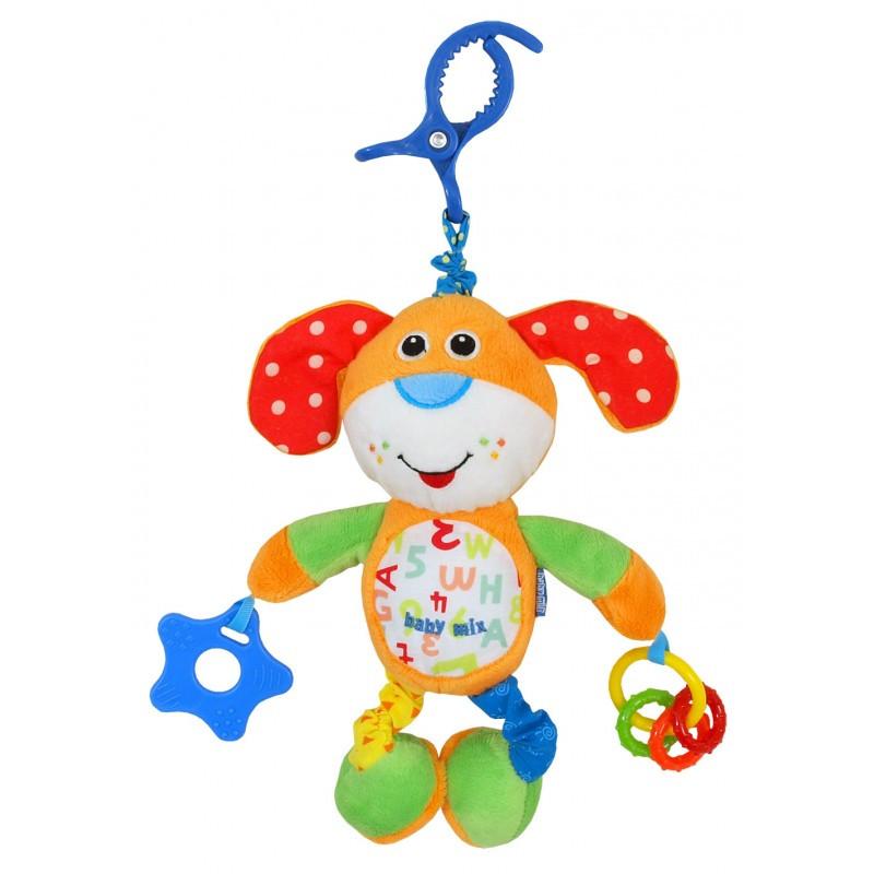 Плюшевая игрушка Baby Mix TE-8377-23D