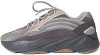 Мужские кроссовки Kanye West x adidas Yeezy Runner Boost 700 V2 Grey Адидас Изи Буст 700 серые
