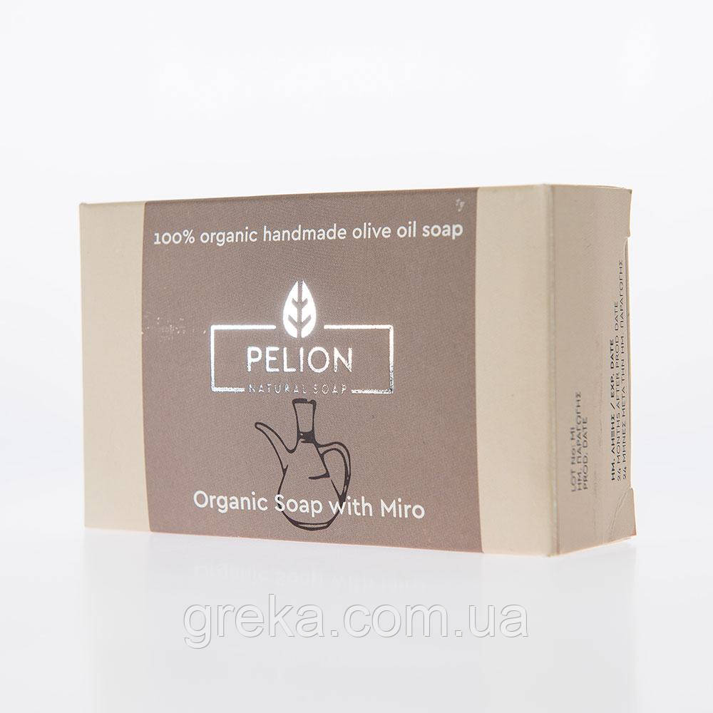 """Оливковое мыло «Душистый аромат Миро"""" 135g, фото 1"""