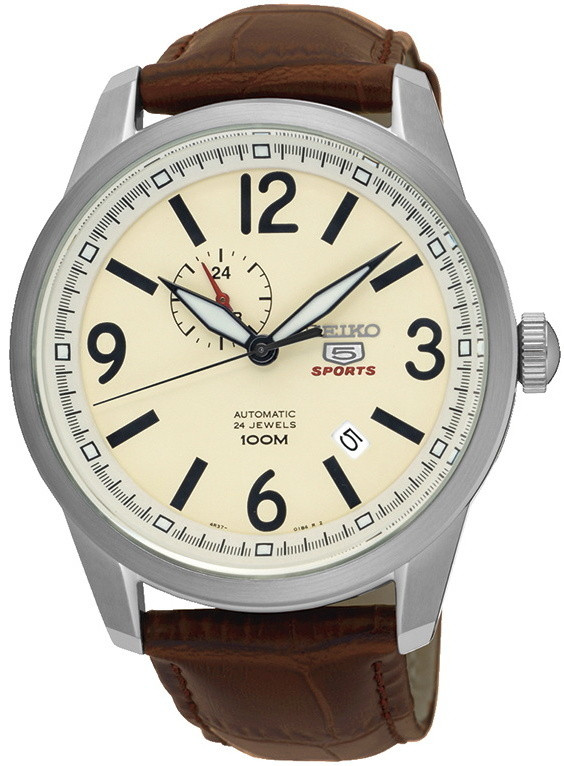 Часы Seiko 5 Sports SSA295K1 Automatic 4R37