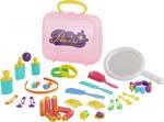 Игровой комплекс Маленькая принцесса мини-парикмахер №3 /в чемоданчике/ Polesie 47328