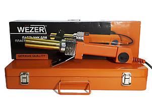 Паяльник для пластиковых труб Wezer (CF32-T)