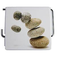 Держатель для туалетной бумаги закрытый Bathlux Stone 50314 - R132597