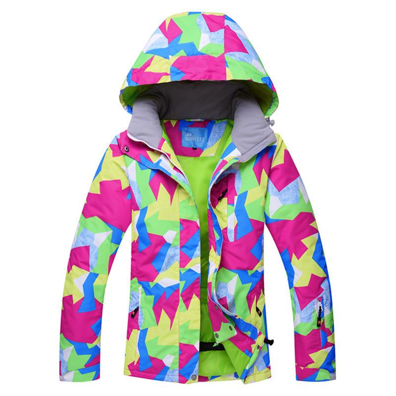 Лыжная курточка #4