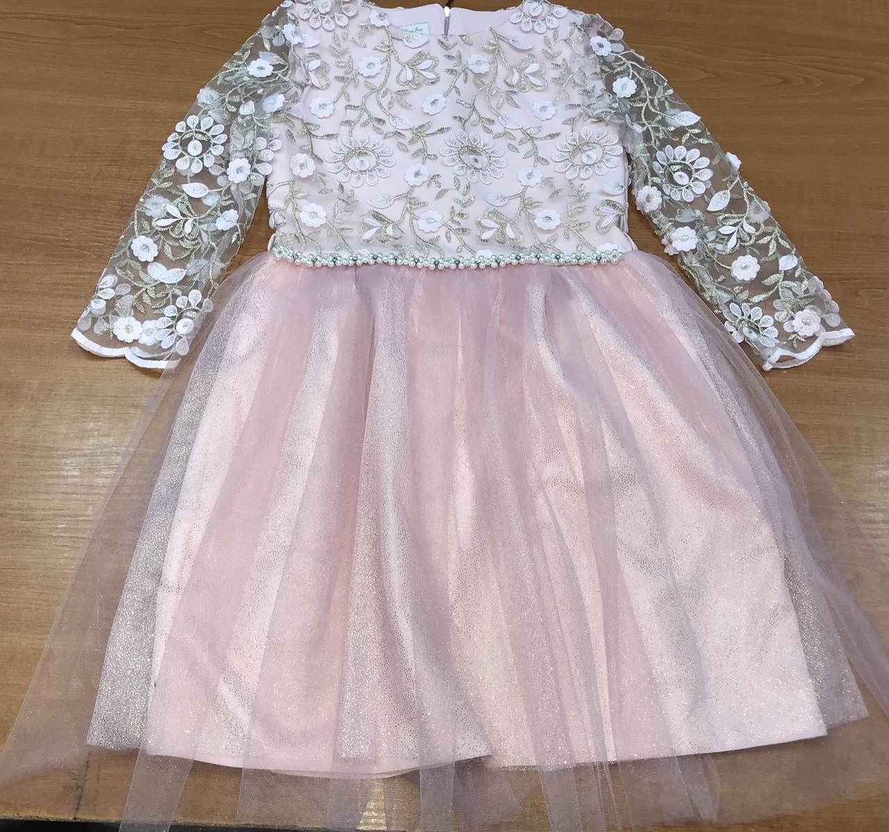 b899477a99d Платье детское нарядное гипюровое с фатиновой юбкойдля девочки-подростка.только  опт
