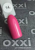 Гель лак Oxxi №014 10 мл